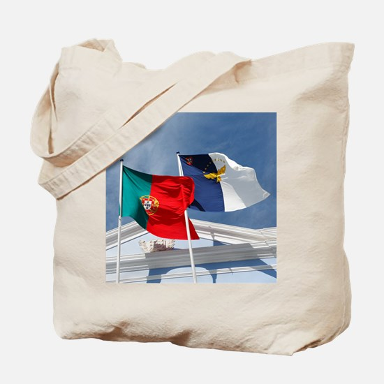 Portugal and Azores Tote Bag