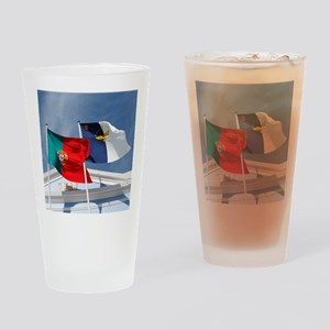 Portugal and Azores Drinking Glass