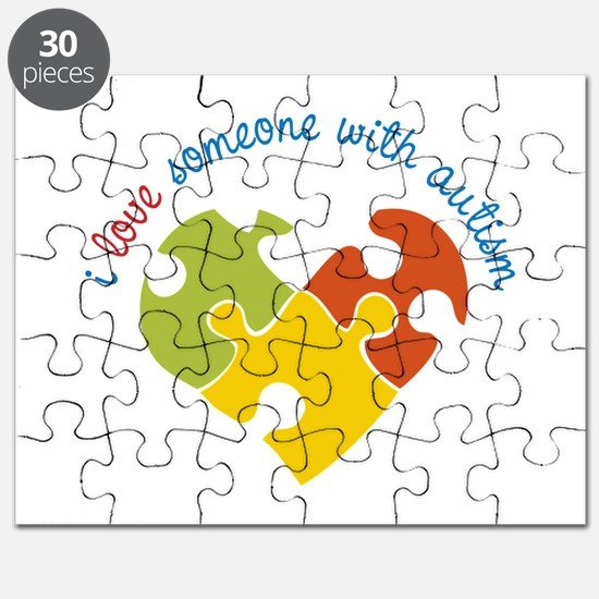 Someone With Autism Puzzle