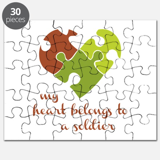 To A Soldier Puzzle