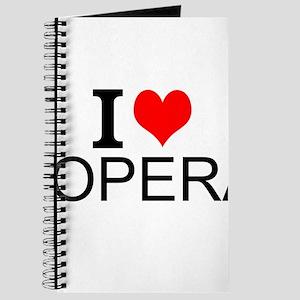 I Love Opera Journal