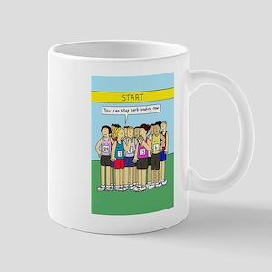 Runners Humor Carb' loading. Mugs