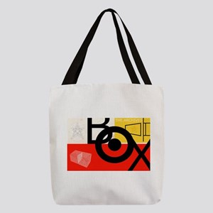 THE ARCHIVES Polyester Tote Bag