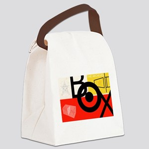 THE ARCHIVES Canvas Lunch Bag