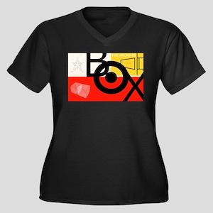 THE ARCHIVES Plus Size T-Shirt