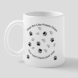 Scrambled - Dogs are like pot Mug