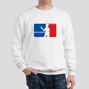 Major League Scrapbooker Sweatshirt