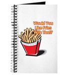 Like Fries With That? Journal