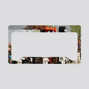 Xolo License Plate Holder