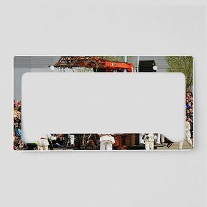 Xolo License Plate Holder
