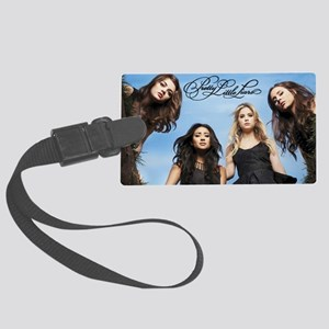 Pretty little liars Large Luggage Tag