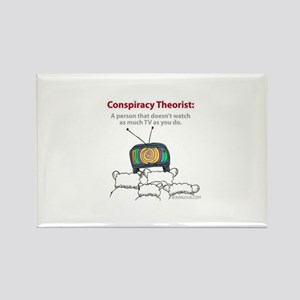 conspiracy theorist sheople Magnets