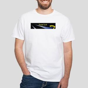 Tsem vzit Offensive Armenian White T-Shirt