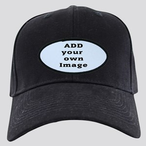 Add Image Black Cap