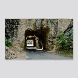 Iron Mountain Road 3'x5' Area Rug