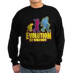 Evolution of Bigfoot Sweatshirt