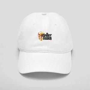Ghost Rider Logo Cap