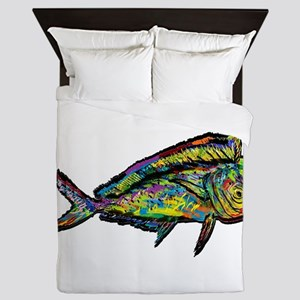 NEW WAVES Queen Duvet