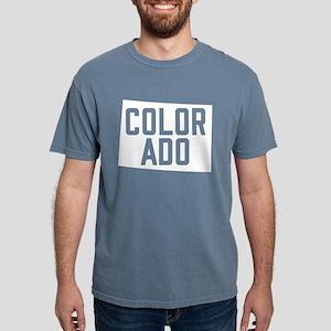 Colorado Mens Comfort Colors Shirt