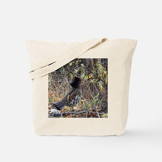Partridge 3 Tote Bag