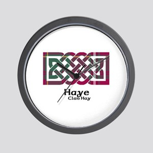Knot - Haye Wall Clock