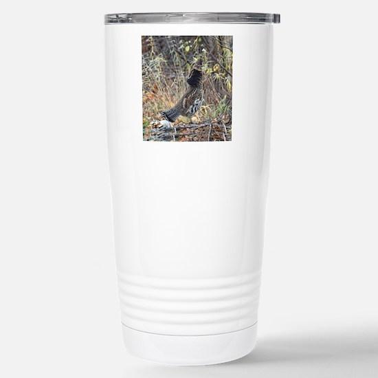 Partridge 3 Travel Mug