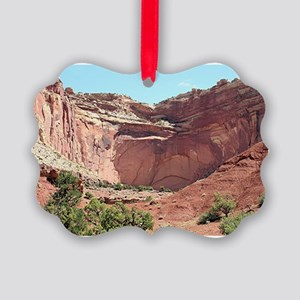 Capitol Reef National Park, Utah, Picture Ornament