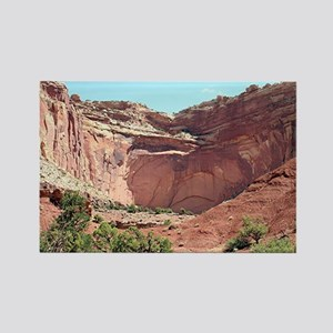 Capitol Reef National Park, Utah, Rectangle Magnet