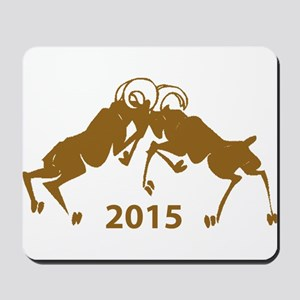 Chinese Year of The Sheep 2015 Mousepad