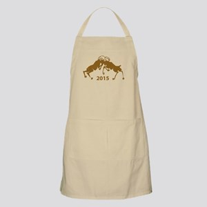 Chinese Year of The Sheep 2015 Apron