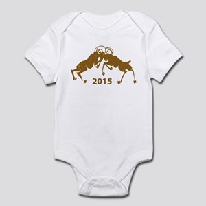 Chinese Year of The Sheep 2015 Infant Bodysuit