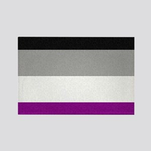 Asexual Pride Flag Magnets