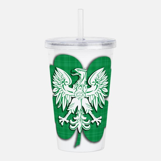 Cute Family heritage Acrylic Double-wall Tumbler