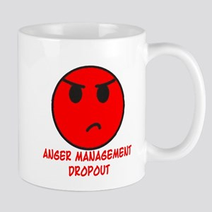 Anger Management Dropout Mugs