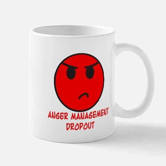 Anger Management Dropout Mugs