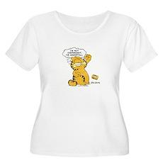 "Garfield ""I'm Undertall"" Women's Plus Si"