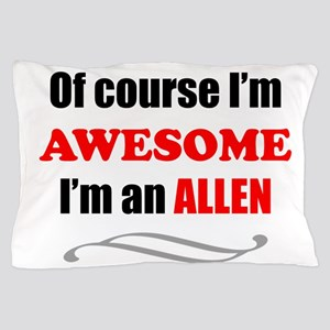 Allen Awesome Family Pillow Case