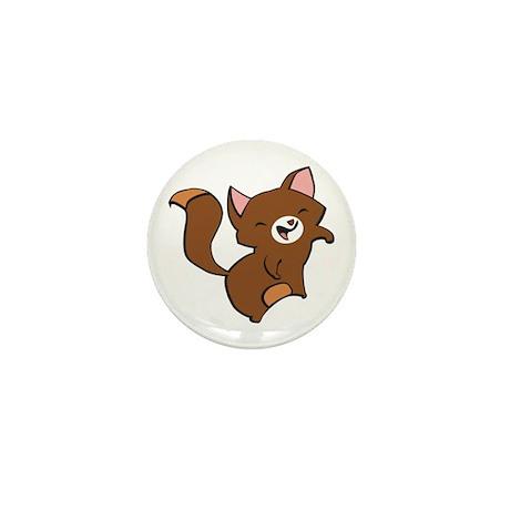 Kitten Design 2 Mini Button