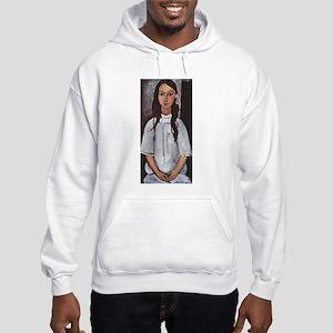 Alice Hooded Sweatshirt