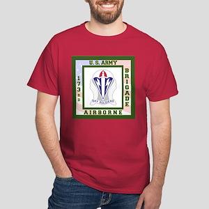 Airborne! 173rd Brigade Dark T-Shirt