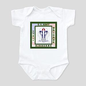 Airborne! 173rd Brigade Infant Bodysuit