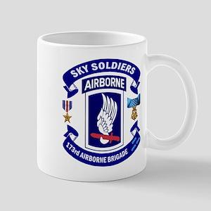 173rd Infantry Logo Mug Mugs