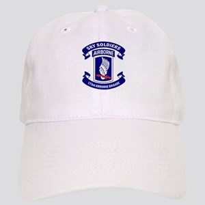 Offical 173rd Brigade Logo Cap