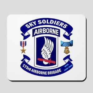 173rd Infantry Logo Mousepad