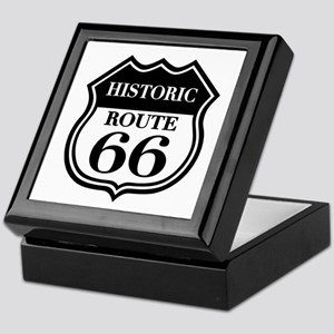 Historic Rte. 66 Keepsake Box