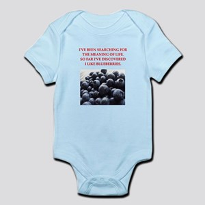 blueberries Body Suit