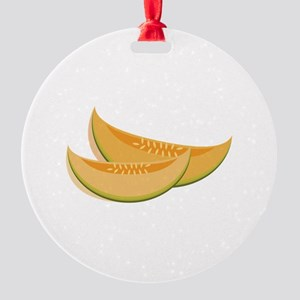 Cantaloupe Ornament