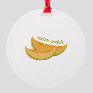Melon Patch Ornament