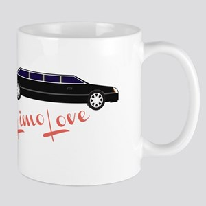 Limo Love Mugs