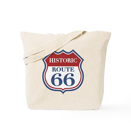 Historic Rte. 66 Tote Bag